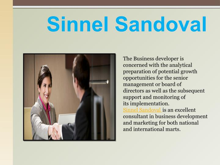 Sinnel Sandoval