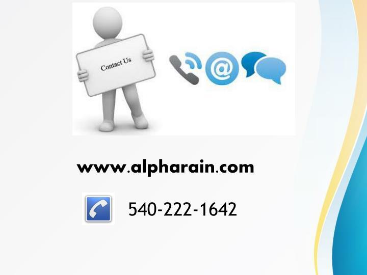 www.alpharain.com