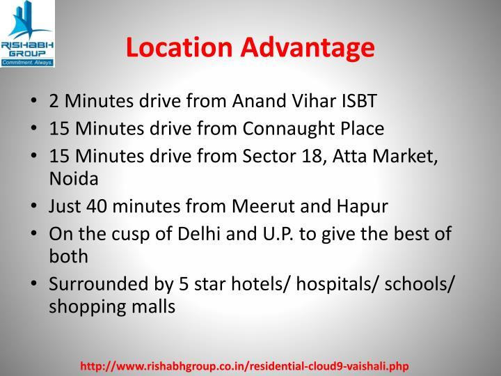 Location Advantage
