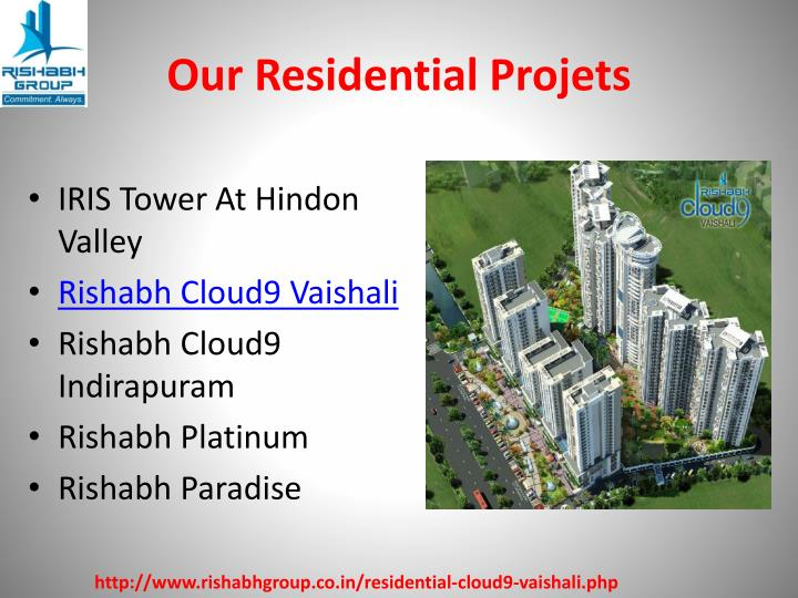 Our residential projets