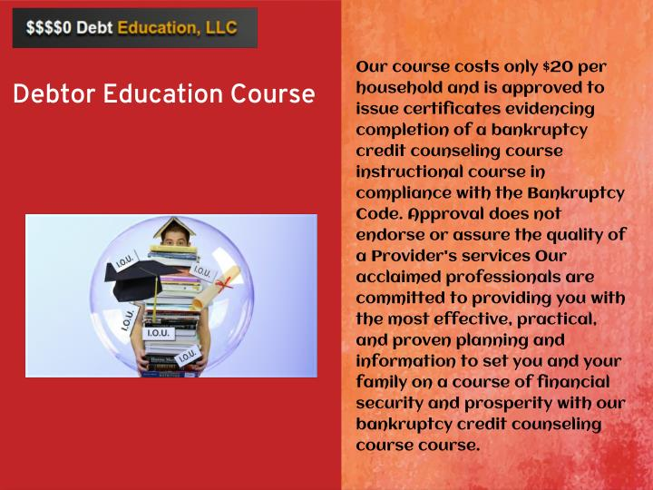 Our course costs only $20 per