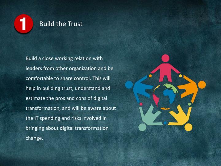 Build the Trust
