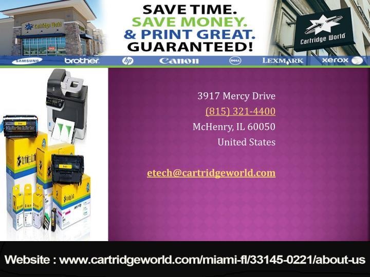 3917 Mercy Drive