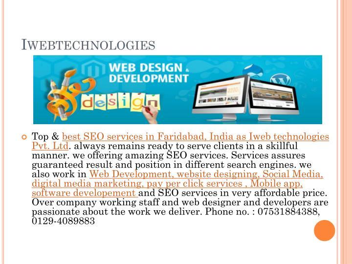 Iwebtechnologies