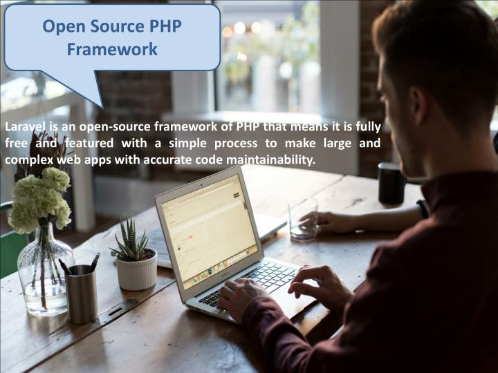 Open Source PHP Framework