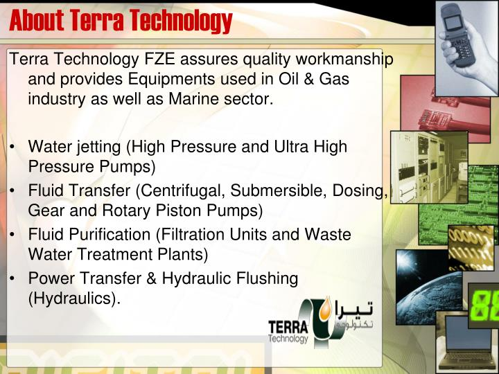 About terra technology