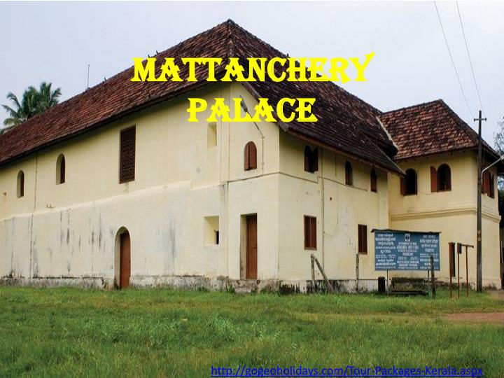 Mattanchery