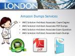 amazon dumps services