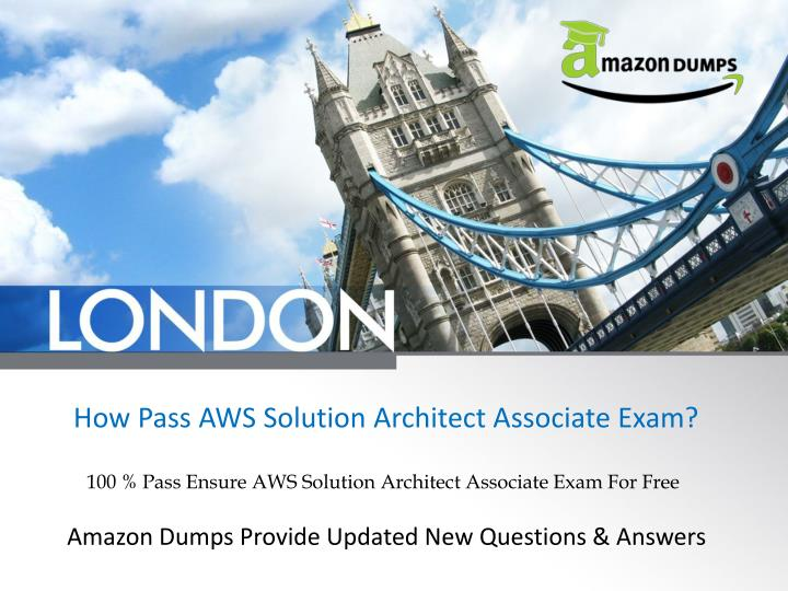 How pass aws solution architect associate exam