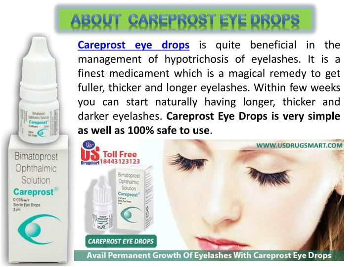 About  Careprost Eye Drops