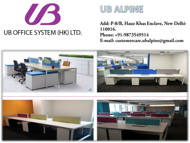 UB ALPINE
