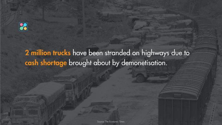 2 million trucks