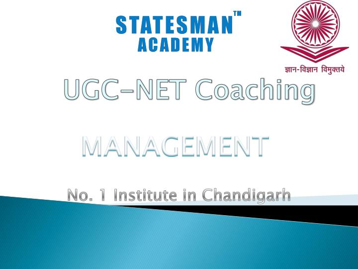 UGC-NET Coaching