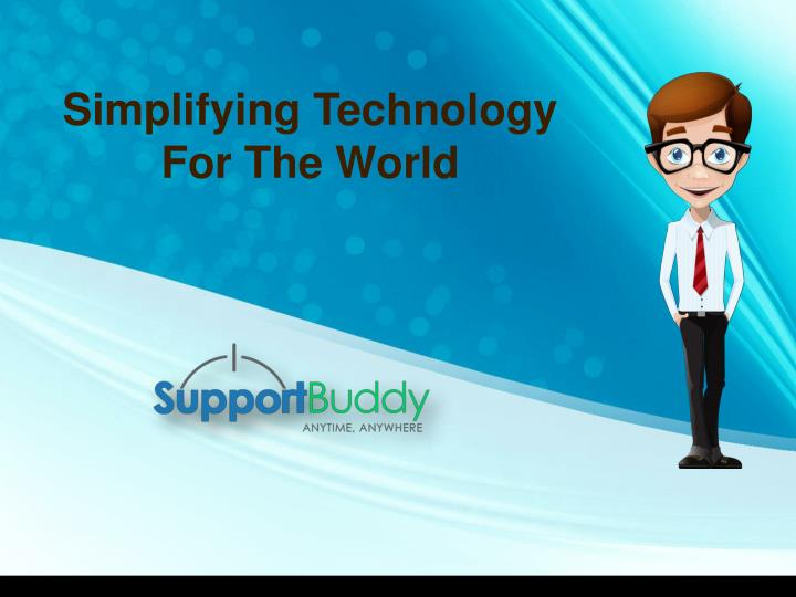 Simplifying Technology