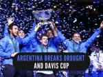 argentina breaks dry season and davis cup