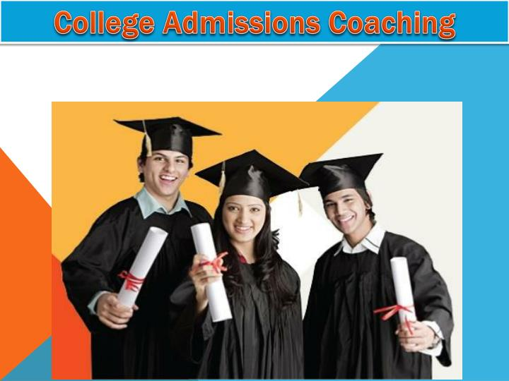 College Admissions Coaching