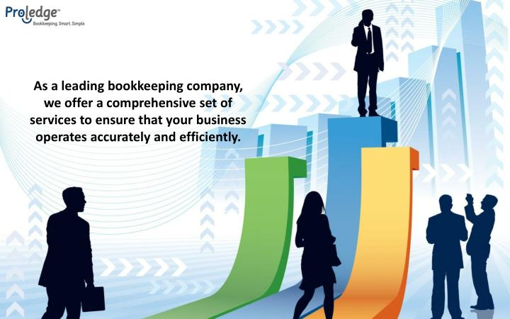 As a leading bookkeeping company,
