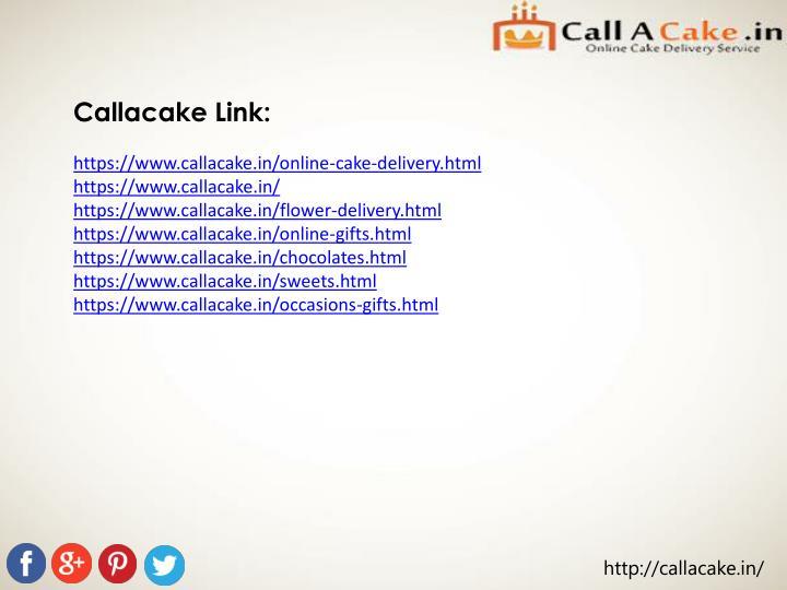 Callacake