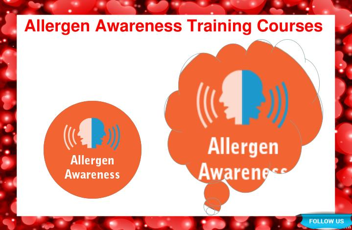 Allergen awareness training courses