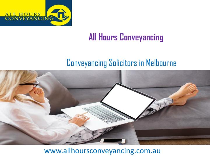 All hours conveyancing1