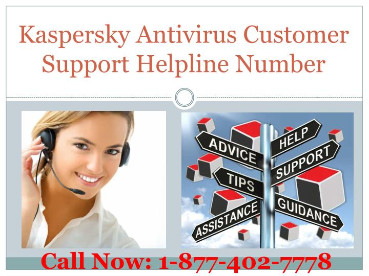 Kaspersky Antivirus Customer