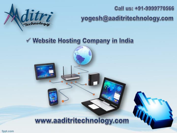 Call us: +91-9999770566