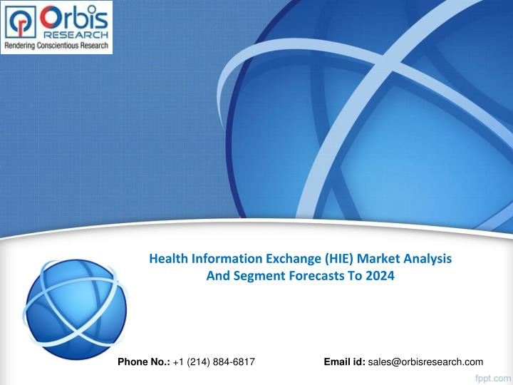 Health information exchange hie market analysis and segment forecasts to 2024