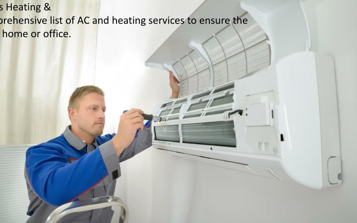 Heatmasters Heating &