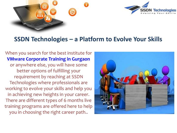 SSDN Technologies – a Platform to Evolve Your Skills