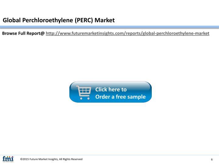 Global Perchloroethylene (PERC) Market