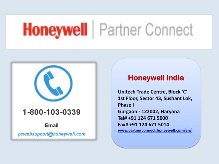 Honeywell India