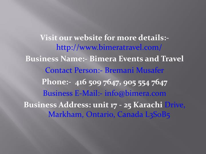 Visit our website for more details:-