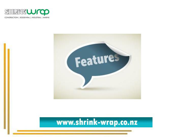Benefits of shrink wrap for packaging industry