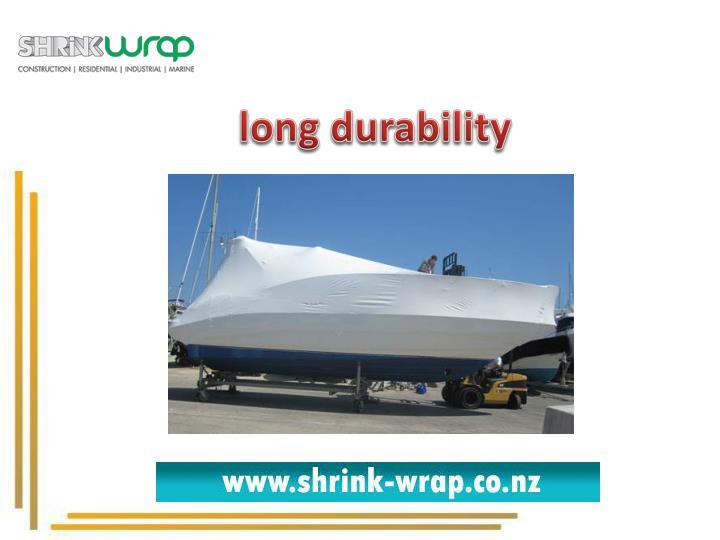 long durability