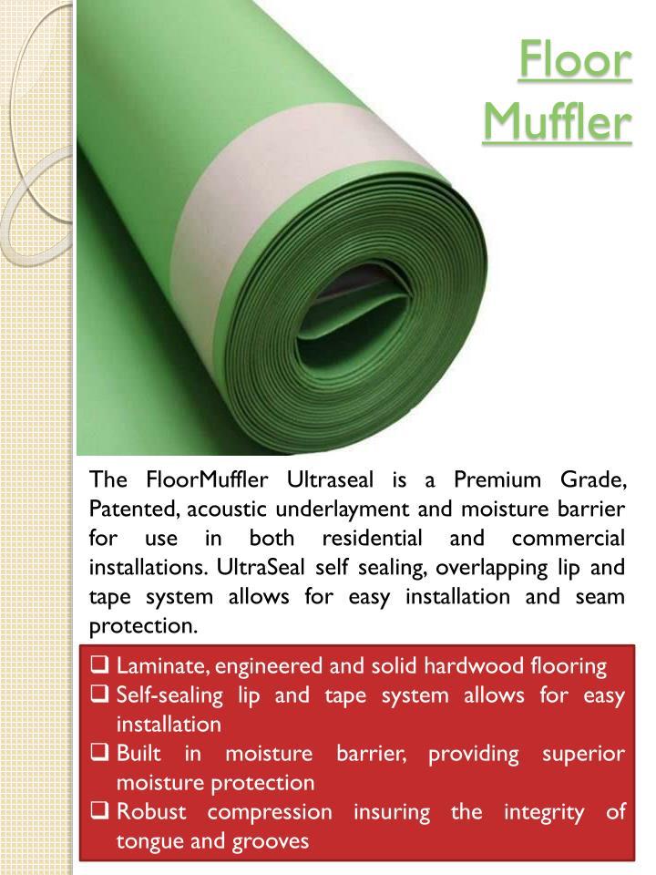 Floor Muffler