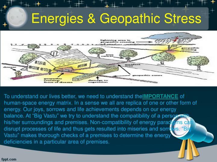 Energies &