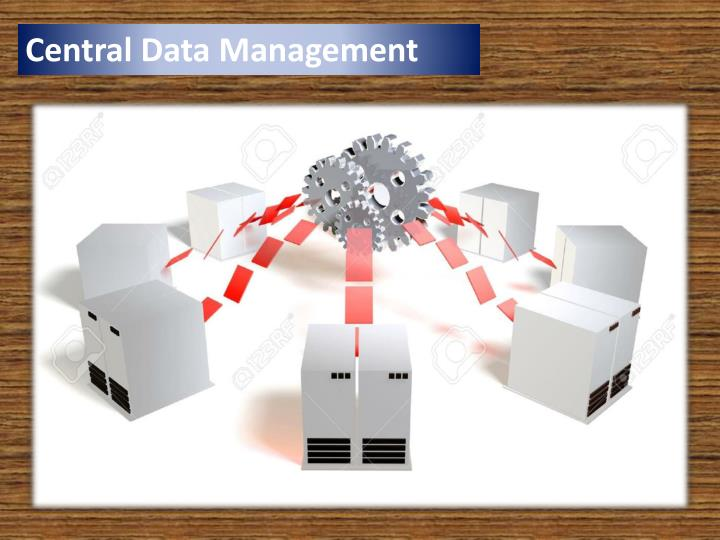 Central Data Management