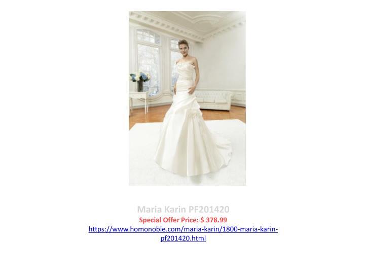 Maria Karin PF201420
