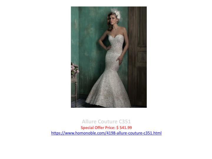 Allure Couture C351