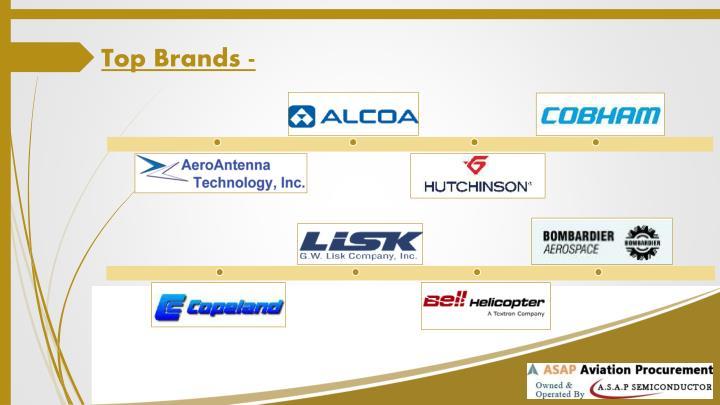 Top Brands -