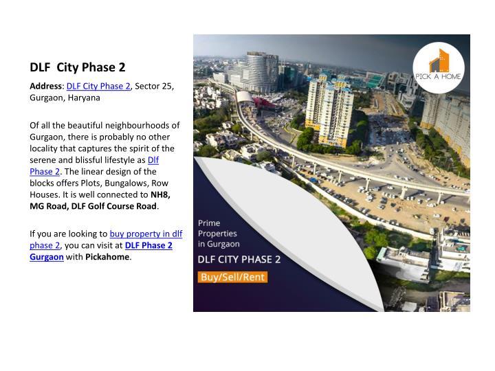 DLF  City Phase 2