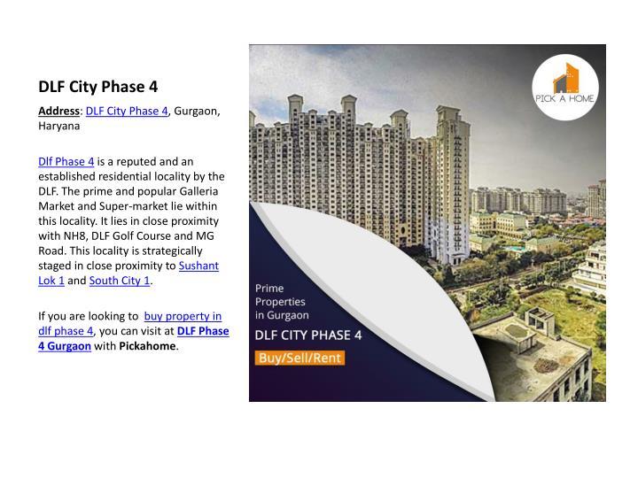 DLF City Phase 4