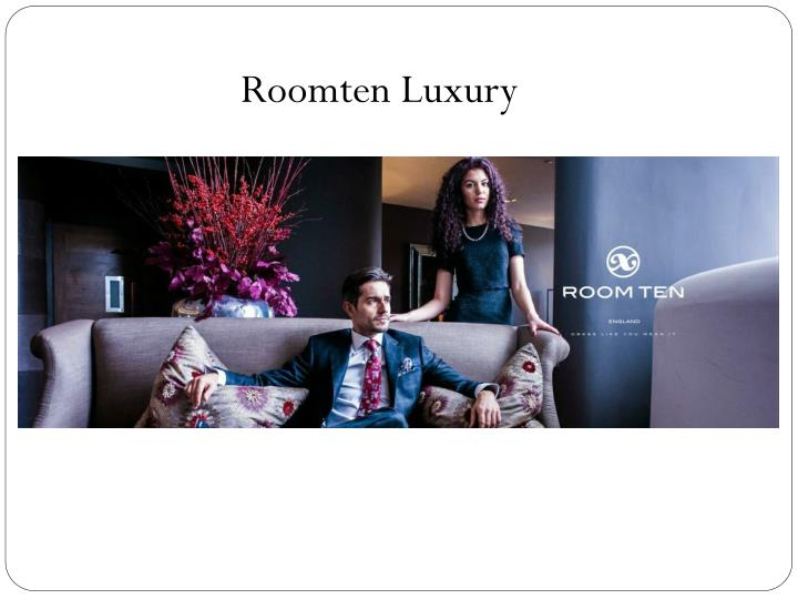 Roomten Luxury