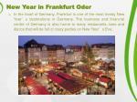 new year in frankfurt oder