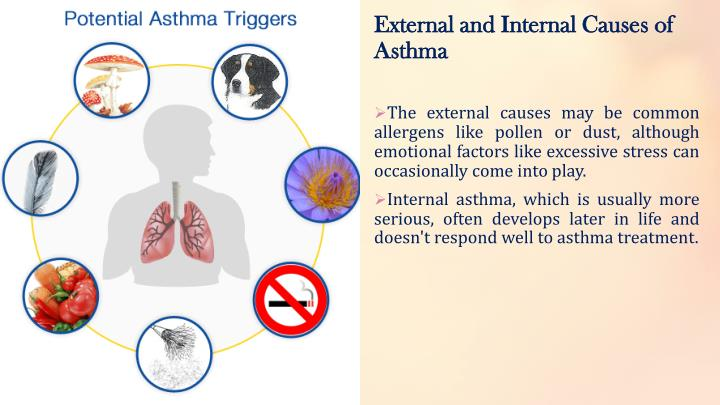The external causes may be common allergens like pollen or dust, although emotional factors like excessive stress can occasionally come into play.