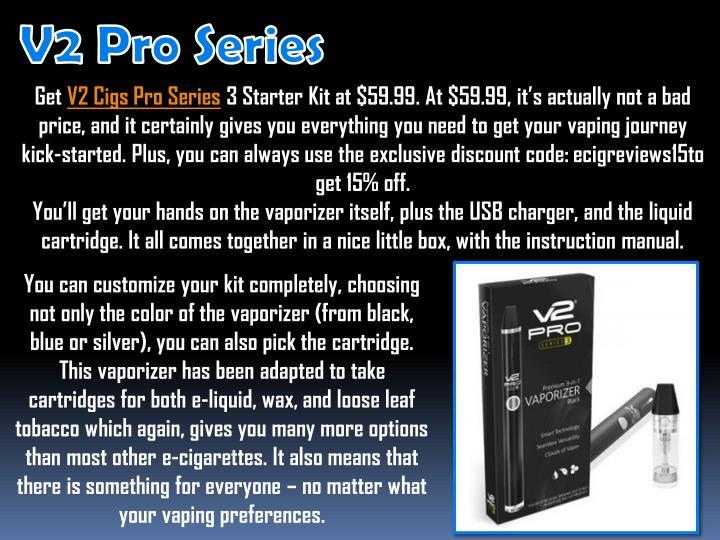 V2 Pro Series
