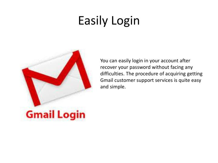 Easily Login