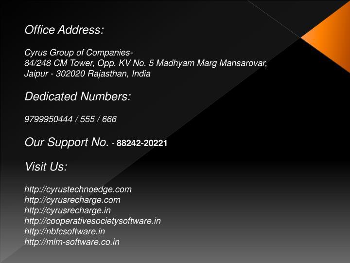 Office Address:
