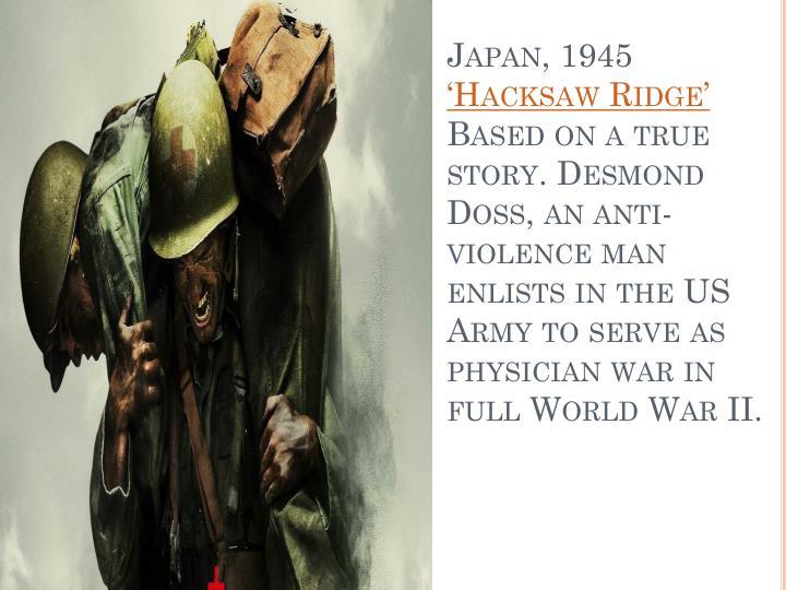 Japan, 1945