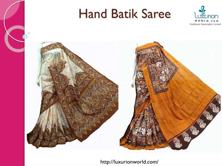 Hand Batik